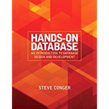 Hands on Databases 1st Ed