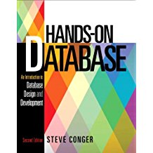 Hands on Databases 2nd Ed